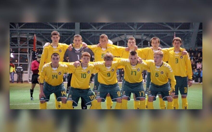 Lietuvos jaunimo ( U-18) futbolo rinktinė