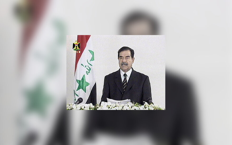 Saddamas Husseinas