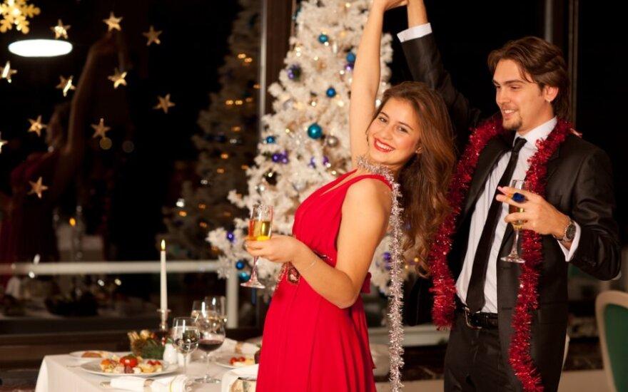 Vis daugiau įmonių kalėdinius vakarėlius organizuoja sausį