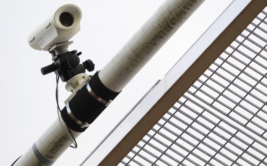"""""""Hawk-Eye"""" sistema padės fiksuoti įvarčius futbole"""