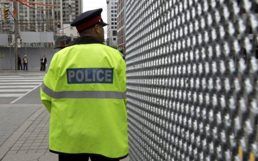 Areštuotas Kanados policijos pareigūnas galėjo matyti užsienio žvalgybos informaciją