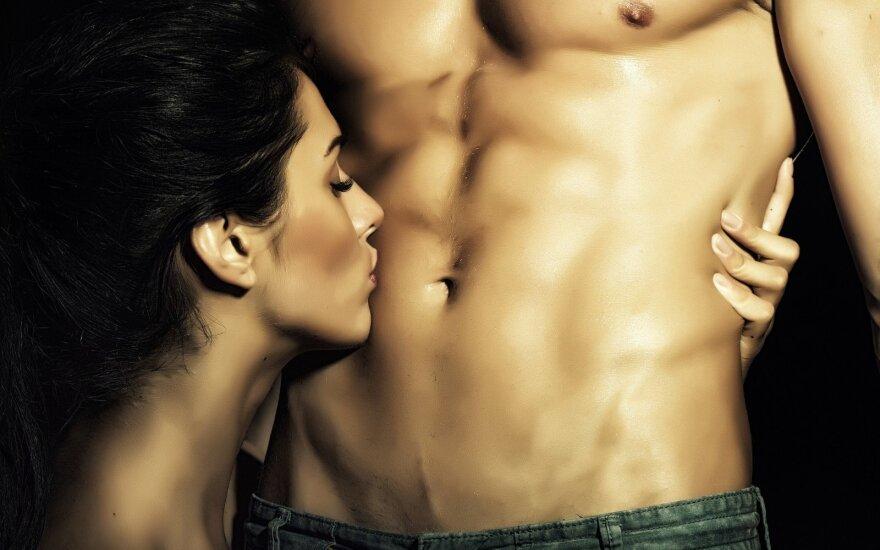 Vyrų troškimai lovoje: ko jie nori, bet nedrįsta pasakyti