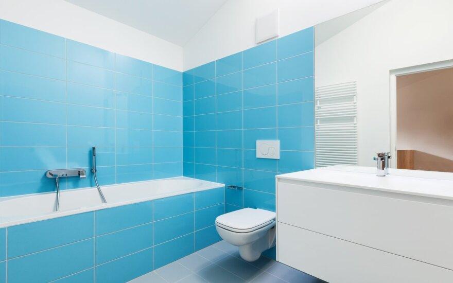 5 greiti būdai, kaip užtaisyti tarpą tarp sienos ir vonios, kad neužlietumėte grindų ir kaimynų