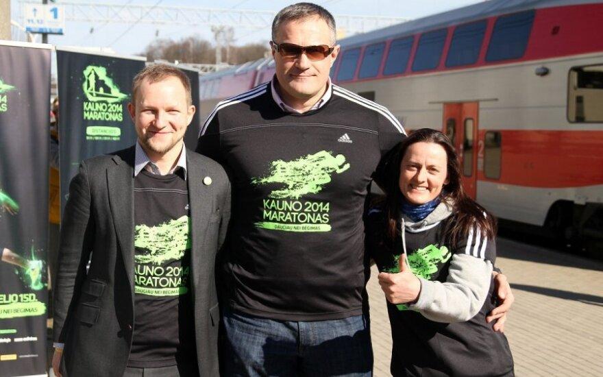 """""""Kauno maratonas 2014"""" tikisi pritraukti apie 4000 bėgikų"""
