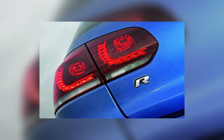 """""""Volkswagen"""" įkūrė sportinių automobilių padalinį"""
