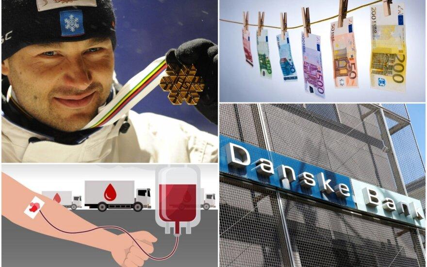 Dopingo skandalo, kurio epicentre atsidūrė gyva Estijos slidinėjimo legenda Andrusas Veerpalu, mastas lyginamas su pinigų plovimo per skandinaviškus bankus istorija