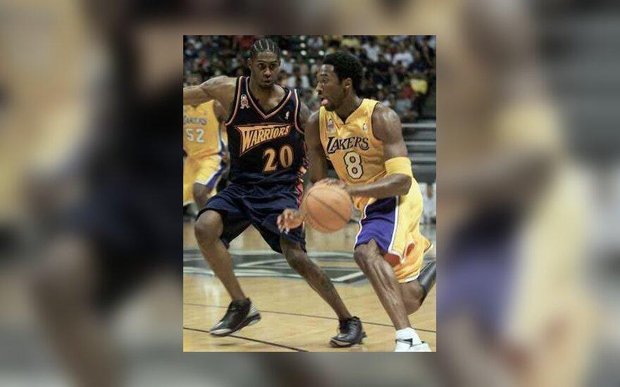 Lakers Wariors