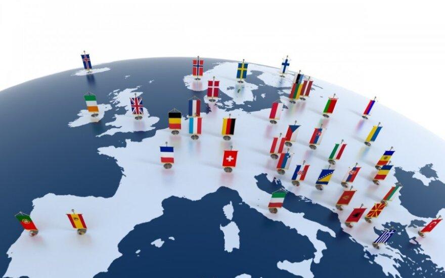 Dešimtmetis ES sudėtyje: kai kas prasimušė iki lyderių