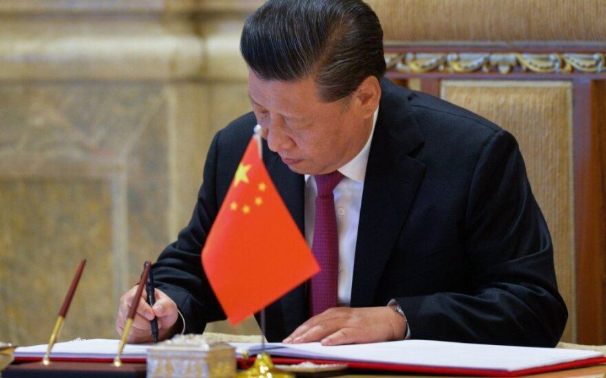 Xi Jinpingas