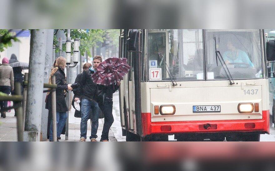 Vilniuje nyksta troleibusai: nuo rugsėjo jų išvažiuos 40 mažiau