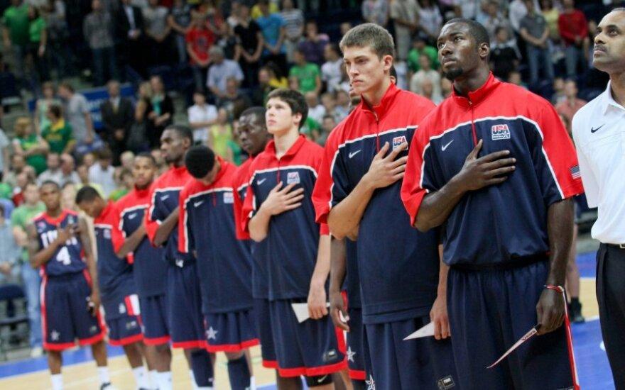 JAV jaunimo (U19) krepšinio rinktinė