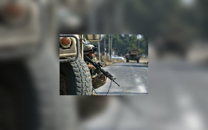 JAV kariai Irake, karas Irake