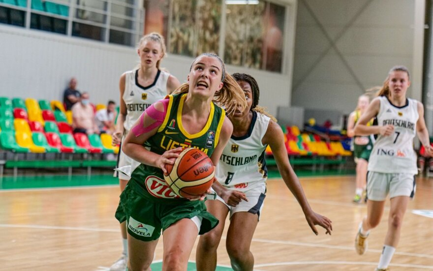 Lietuvos merginų (U15) krepšinio komanda