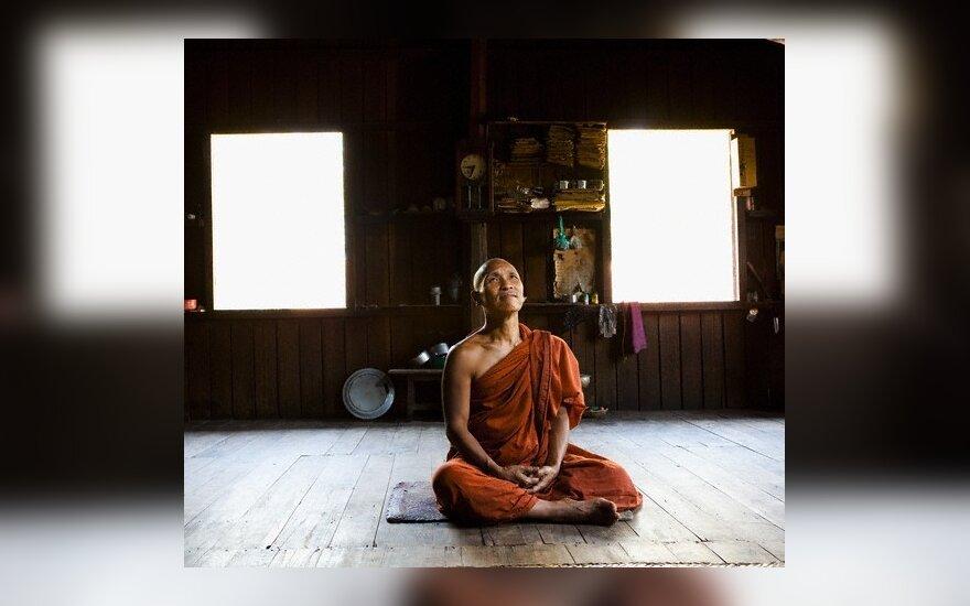 Kinijai sušvelninus politiką šalyje vėl suklestėjo budizmas