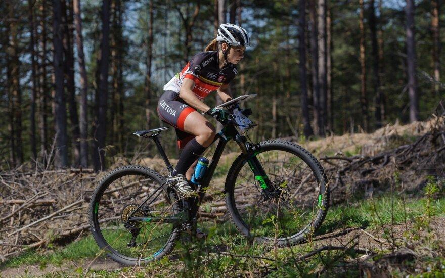 Lietuvoje vyks pasaulio orientavimosi sporto kalnų dviračiais čempionatas