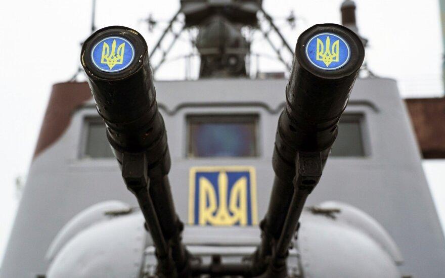 EK per 5 metus Ukrainai skyrė 280 mln. eurų humanitarinės pagalbos