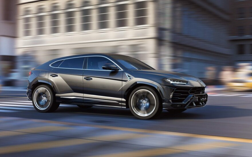 """""""Lamborghini Urus"""""""