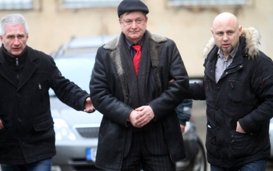 STT sulaikė vieną Kauno socialdemokratų lyderių V. Venslovą