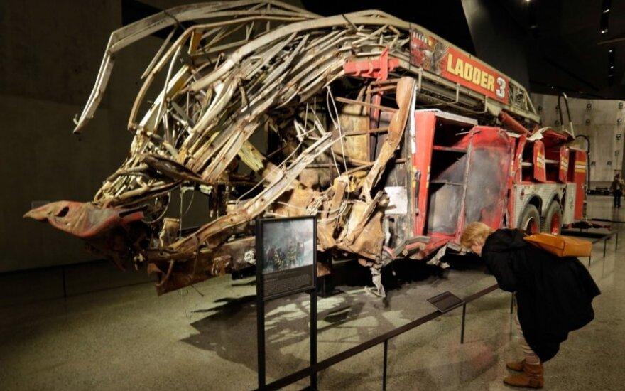 Niujorke atidaromas Rugsėjo 11-osios išpuoliams skirtas muziejus