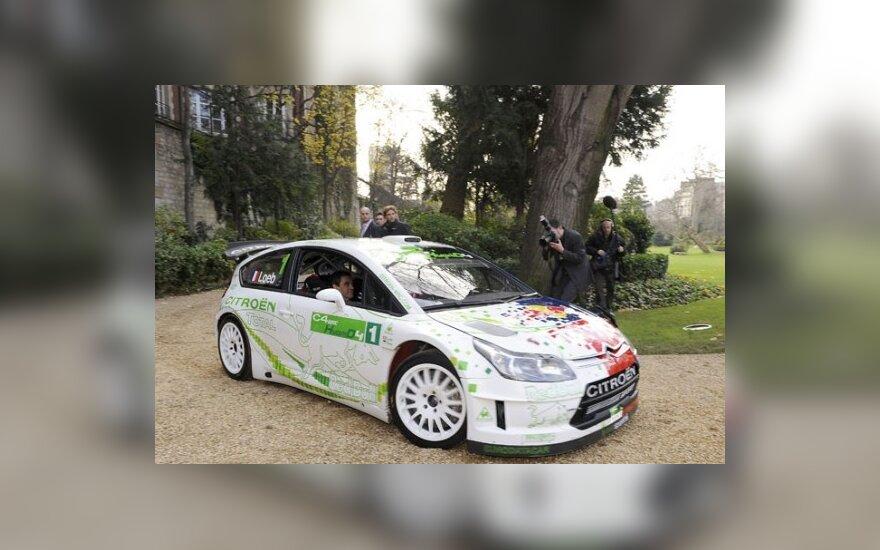 """""""C4 WRC Hybrid4"""""""