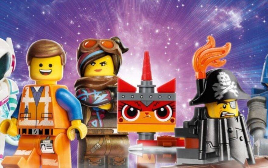"""Kadras iš filmo """"LEGO filmas 2"""""""