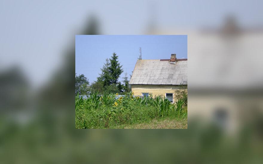 Kaimas, sodyba, žemės ūkis