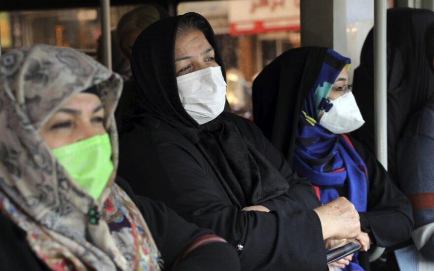 Iranas pranešė apie 11 naujų mirties nuo koronaviruso atvejų