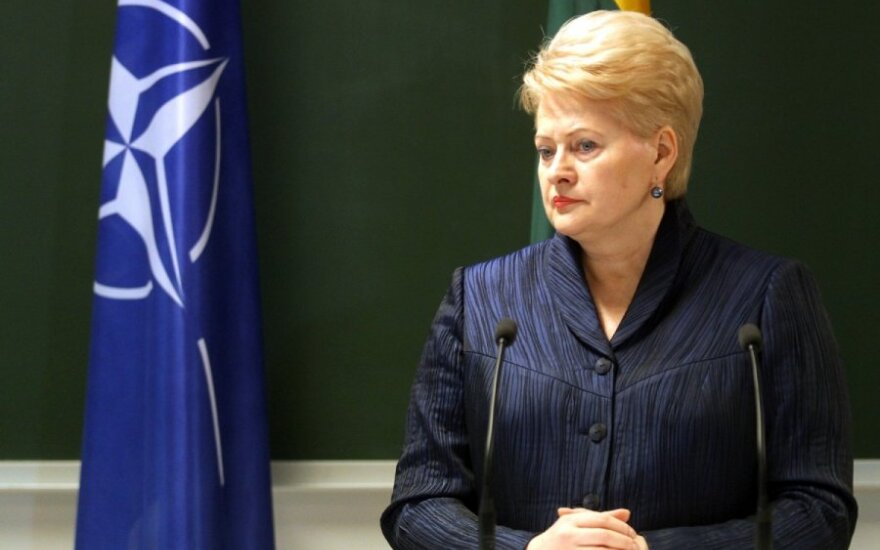 Lithuania's Grybauskaitė stresses importance of defence and energy cooperation in meeting with Baltic-Polish presidents