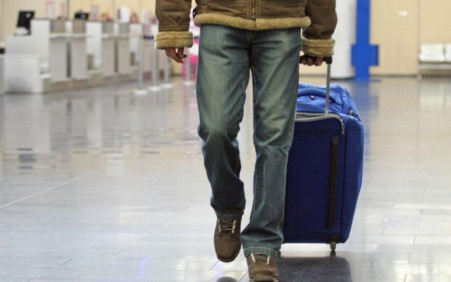 Daugiau – jokių pamestų lagaminų