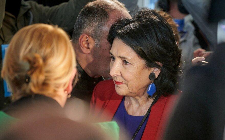 Salomė Zurabišvili