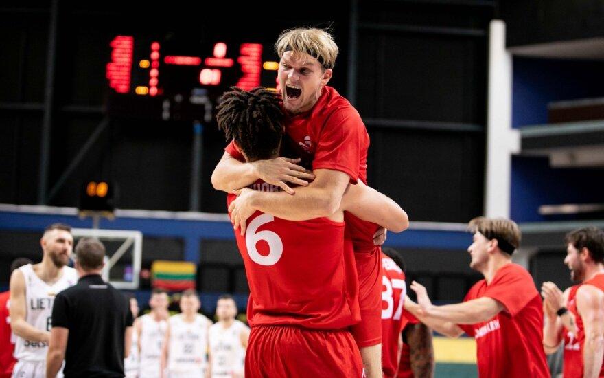 Istorinis danų signalas iš Vilniaus: tai gali pakeisti visą mūsų krepšinio kultūrą