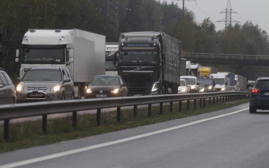 """""""Via Baltica"""" magistralėje tarp Garliavos ir Juragių bus tiesiamas jungiamasis kelias"""