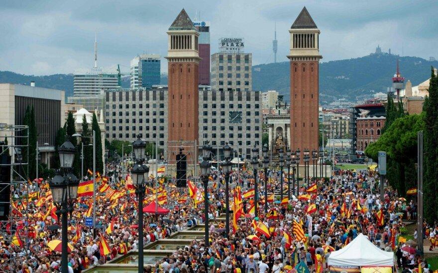 Eitynės Barselonoje