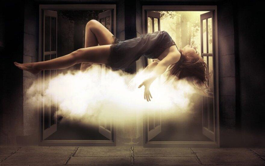 Ką reiškia jūsų erotiniai sapnai