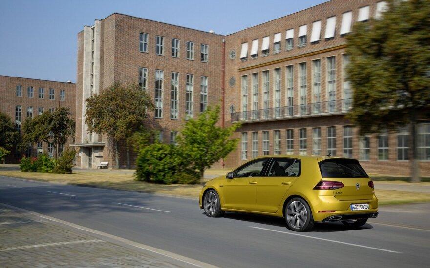 Naujų automobilių pardavimų augimas Lietuvoje – vienas sparčiausių ES