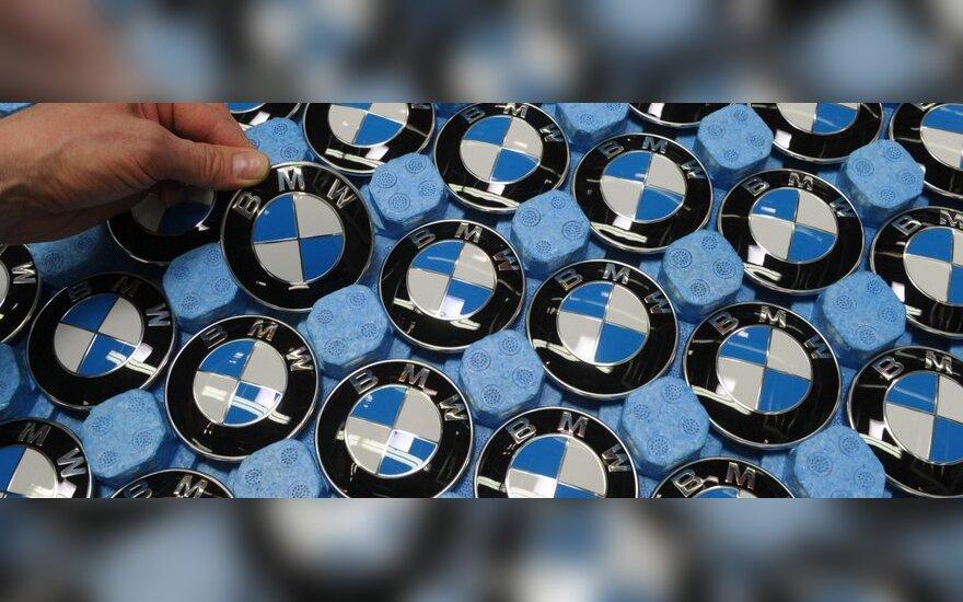 Pernai BMW buvo sėkmingiausi metai per visą įmonės istoriją