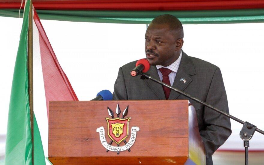 Pierre'as Nkurunziza