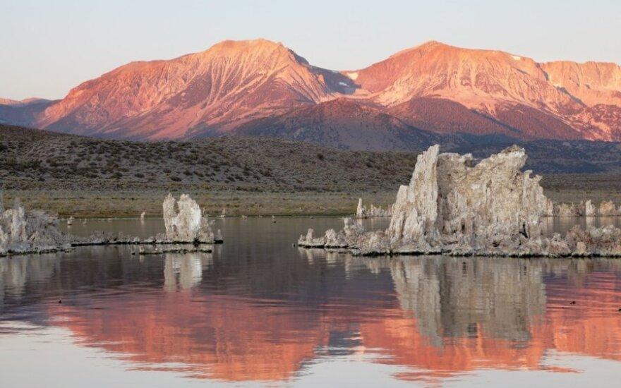 Gražiausi planetos ežerai