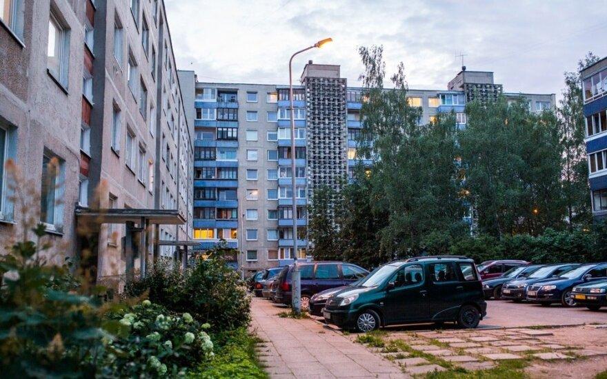 Daugiabučių administratorių rinkimai Vilniuje užtruko