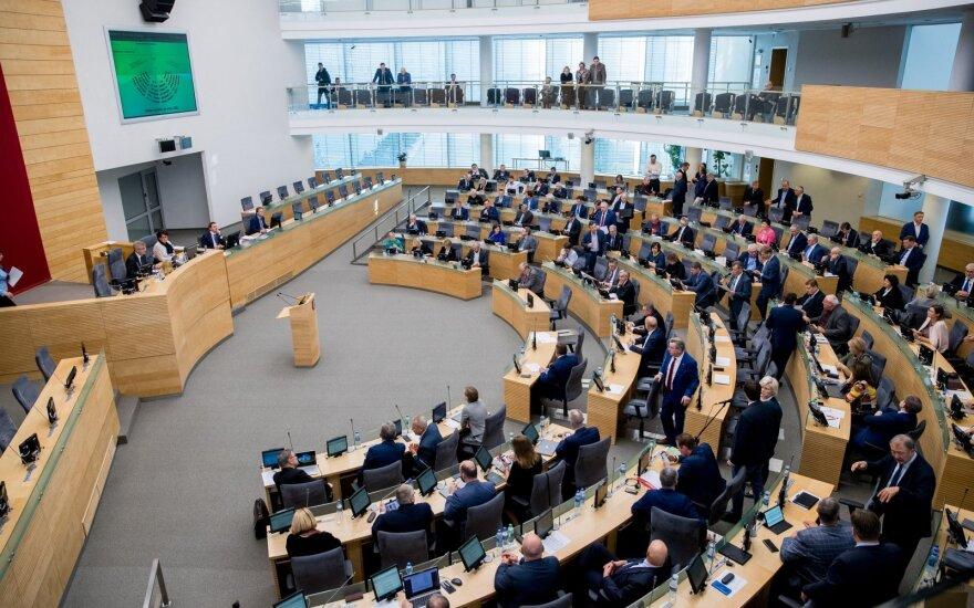 Vilniuje posėdžius pradeda Seimo ir Pasaulio lietuvių bendruomenės komisija
