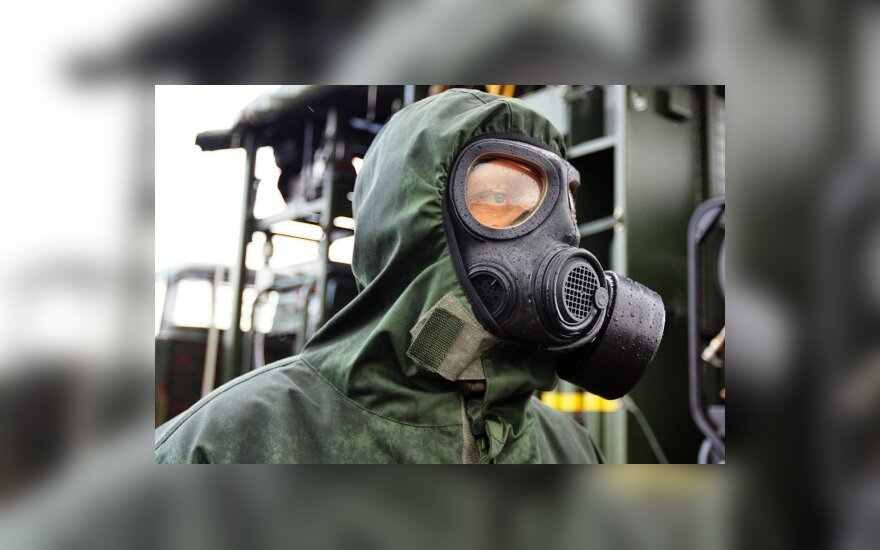 Amoniako koncentracija sostinės Lazdynuose viršijama 7 kartus