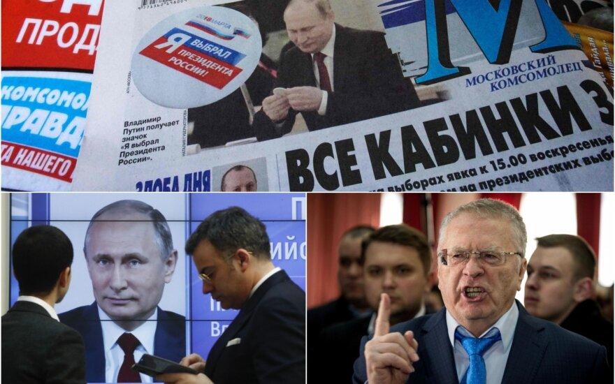 Rusijos žiniasklaida džiūgauja: išsipildė didžiausias Vakarų košmaras