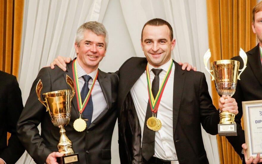 Ralio bendruomenės apdovanojimai spindėjo prabanga