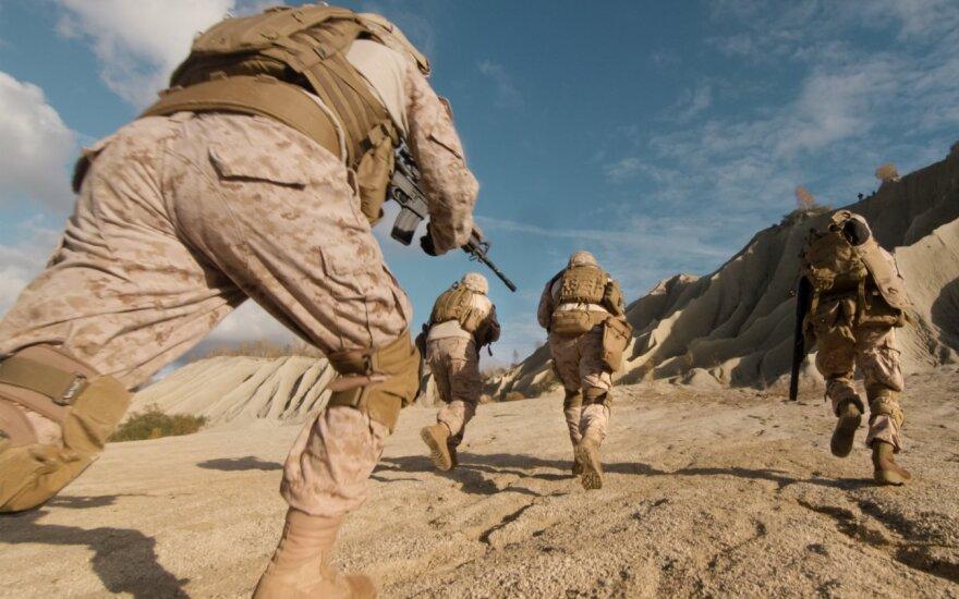Viena didžiausių JAV karo katastrofų: per sudėtingą operaciją Afganistane išgyveno vos vienas karys