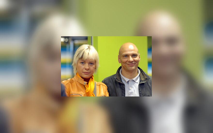 Greta Jansonaitė ir Giedrius Klimkevičius