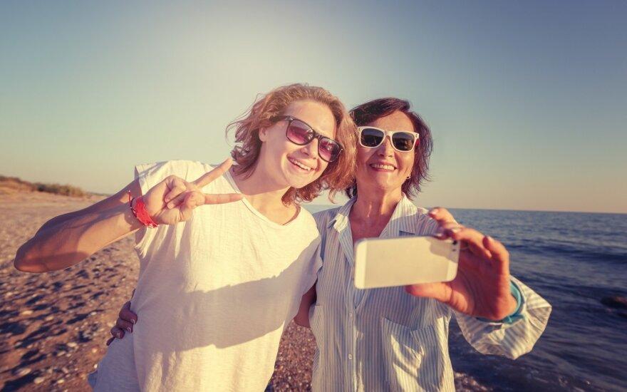 Kelionių rekomendacijos mamos dienai: kur keliauti su pačiu brangiausiu žmogumi?