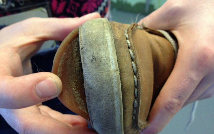 Suplyšę batai