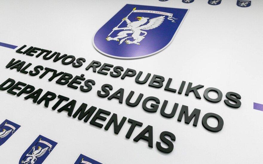 VSD nori pradėti tyrimą dėl įslaptintos informacijos atskleidimo
