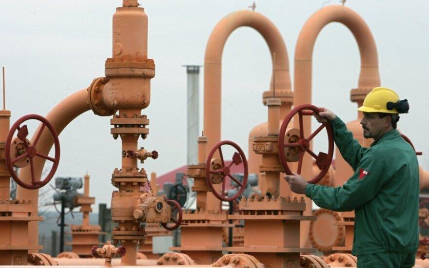 Rusija, Ukraina ir EK Briuselyje aptars dujų tiekimą į Donbaso regioną