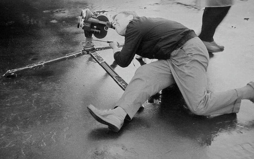 """A. Stonio ir K. Briede filmas """"Laiko tiltai"""""""